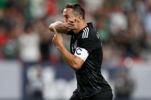 A Guardado le pesa la capitanía de la Selección Mexicana por culpa de Rafa Márquez