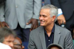 Como Real Madrid no lo pela, Mourinho firmaría con el Arsenal
