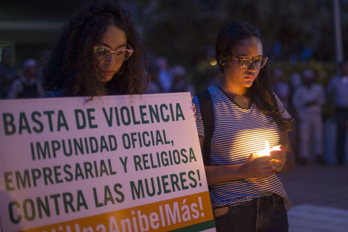 Las mujeres dominicanas llevan años pidiendo justicia.