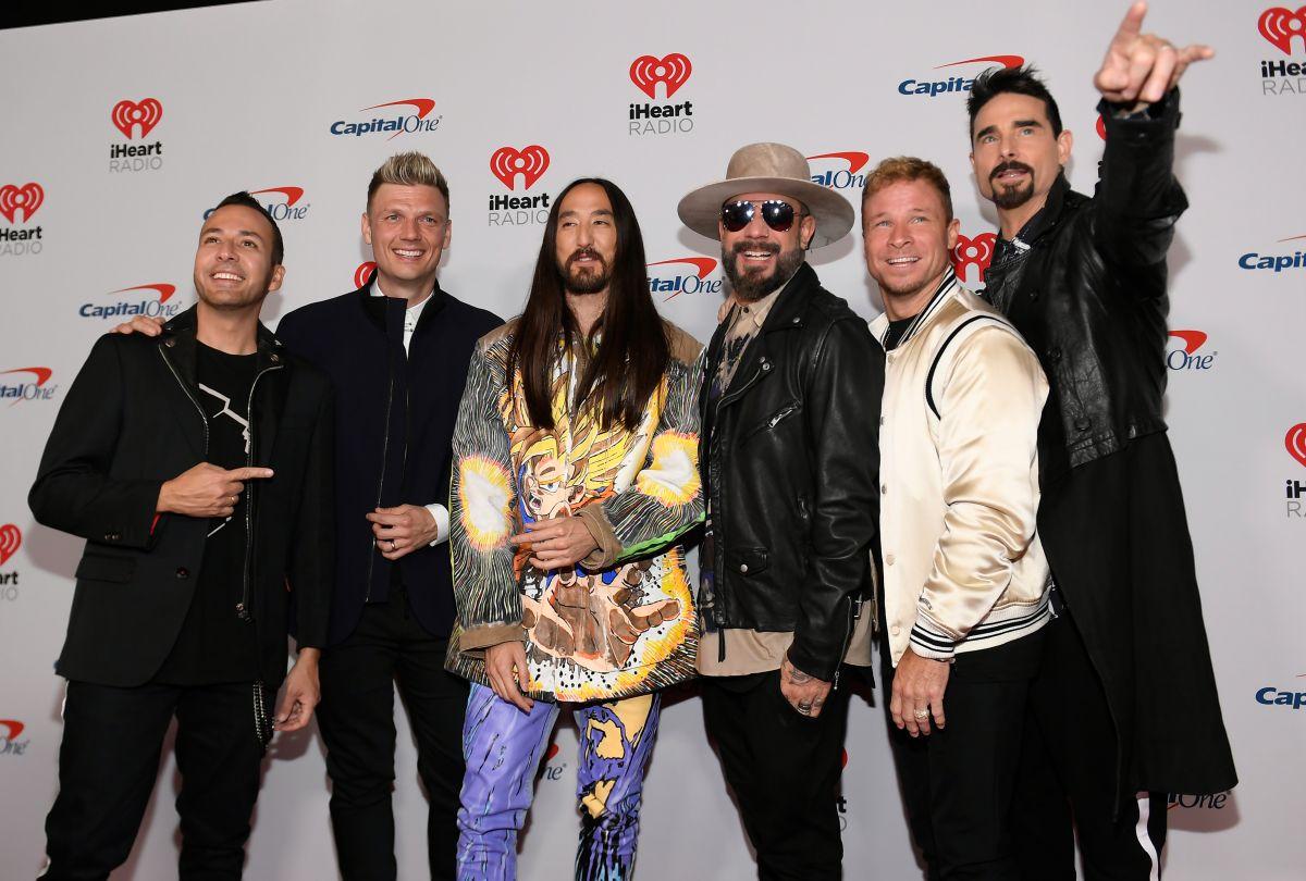 Aaron Carter acusa a su Nick, de los Backstreet Boys, de agredir sexualmente a múltiples mujeres