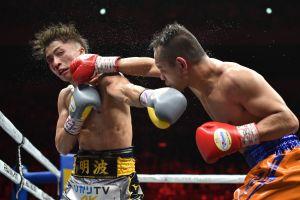 La sensación del boxeo mundial sufrió múltiples fracturas y de todos modos ganó