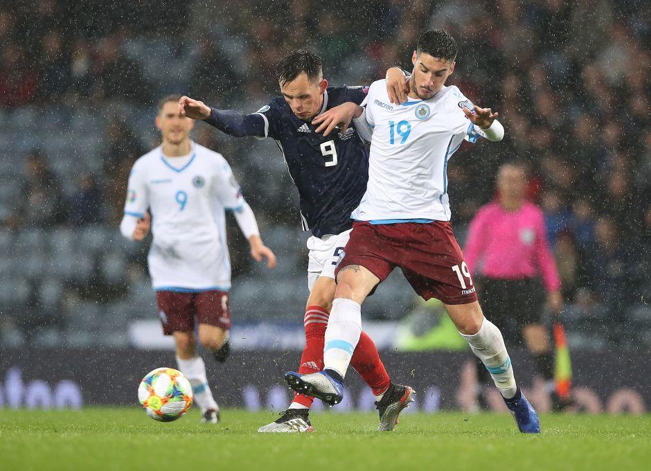 San Marino anotó su primer gol de local en 6 años y lo celebraron como la Copa del Mundo