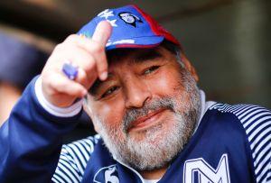 Que ni se emocionen los Dorados: Maradona se queda con Gimnasia y Esgrima