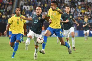 Brasil, Paraguay, Colombia y Ecuador despiden el año con amistosos