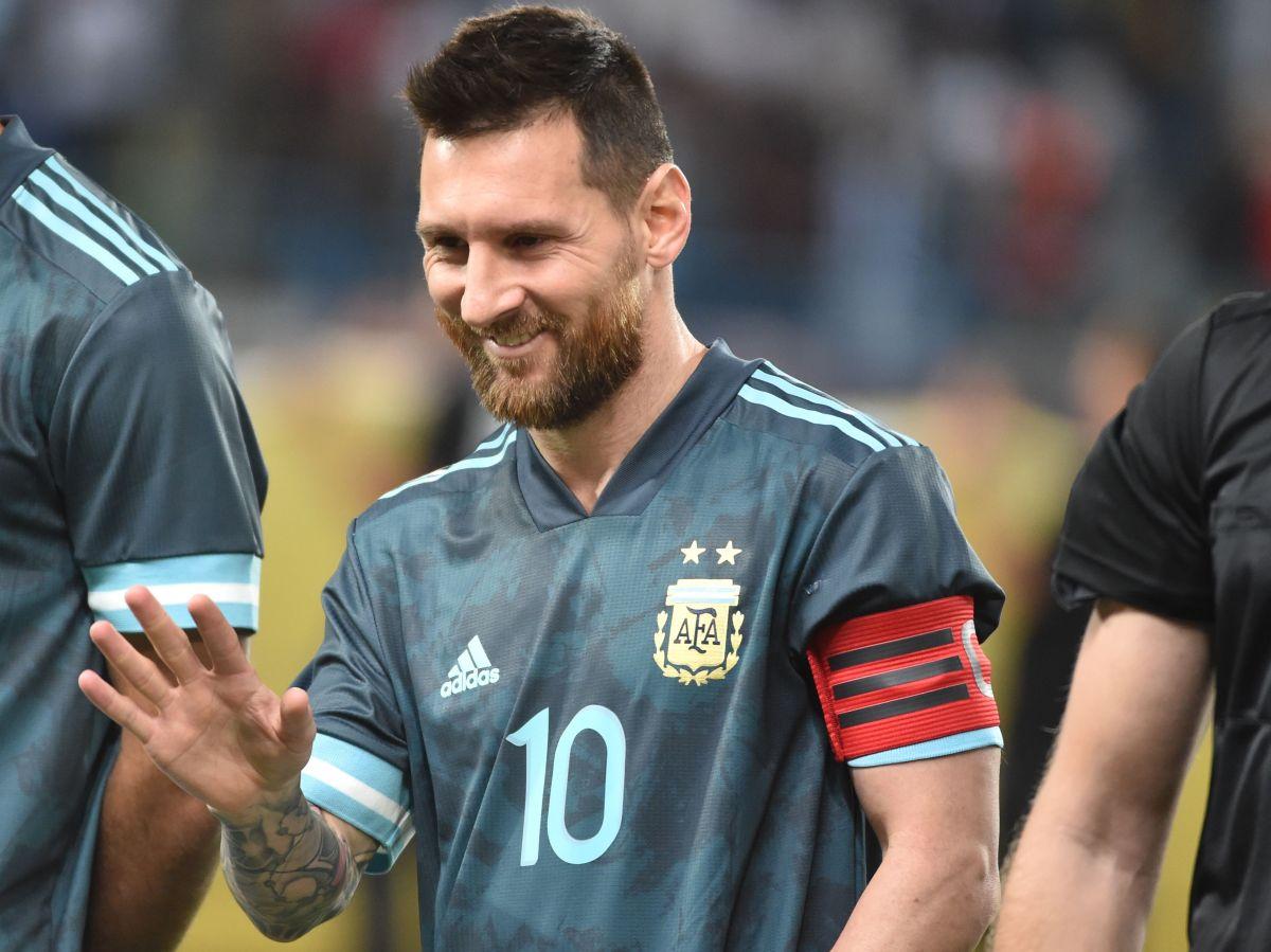 Lionel Messi ha sido condenado por no ganar ningún título importante con Argentina.