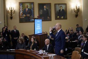 """Embajador Sondland es devastador contra Trump y Ucrania: """"¿Hubo 'quid pro quo'?... Sí"""""""
