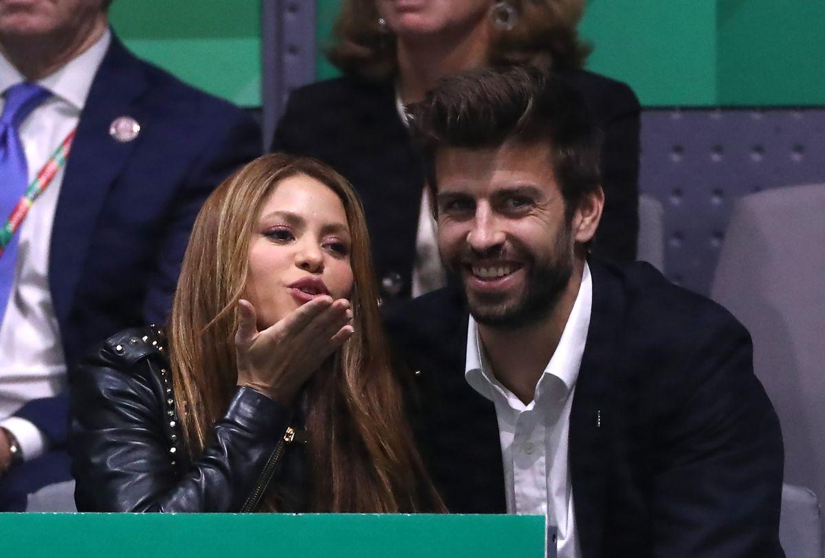 Shakira le hace el favorcito a Gerard Piqué en su criticada Copa Davis