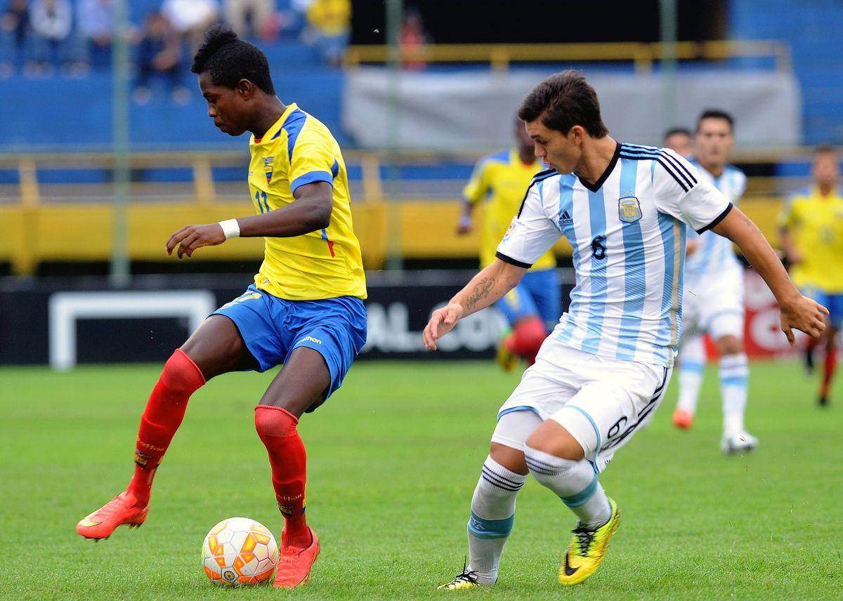 La garra sudamericana quiere dominar en el Mundial Sub-17