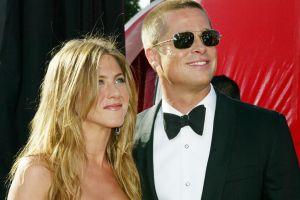 Todos los detalles sobre el reencuentro entre Brad Pitt y Jennifer Aniston
