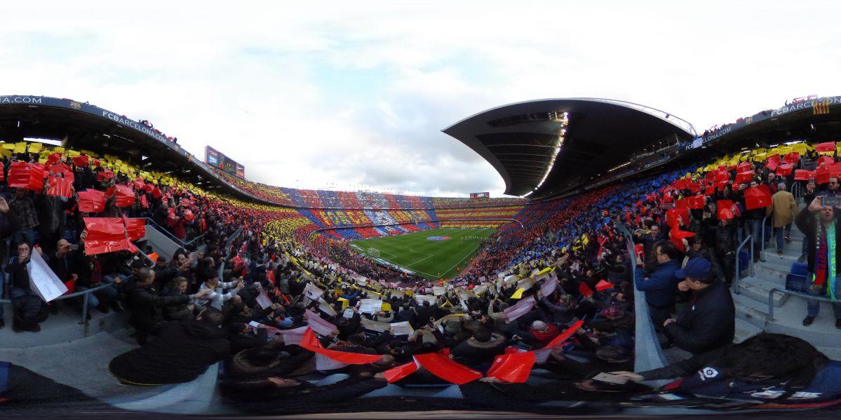 Real Madrid y FC Barcelona tendrían ganancias multimillonarias si le cambiaran el nombre a sus estadios