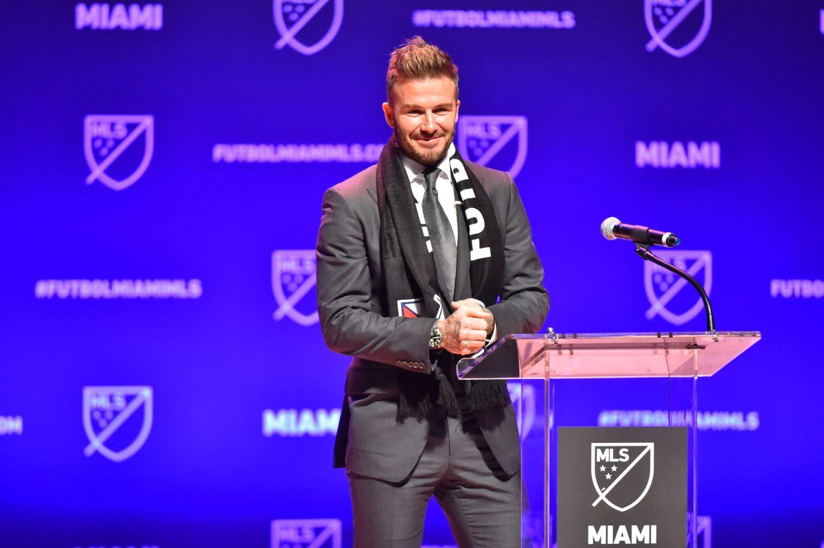 La nueva franquicia de la MLS eligió a futbolistas en el draft.