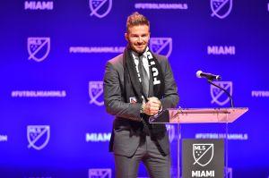 Inter de Miami de Beckham se comienza a armar y ficha a 5 jugadores