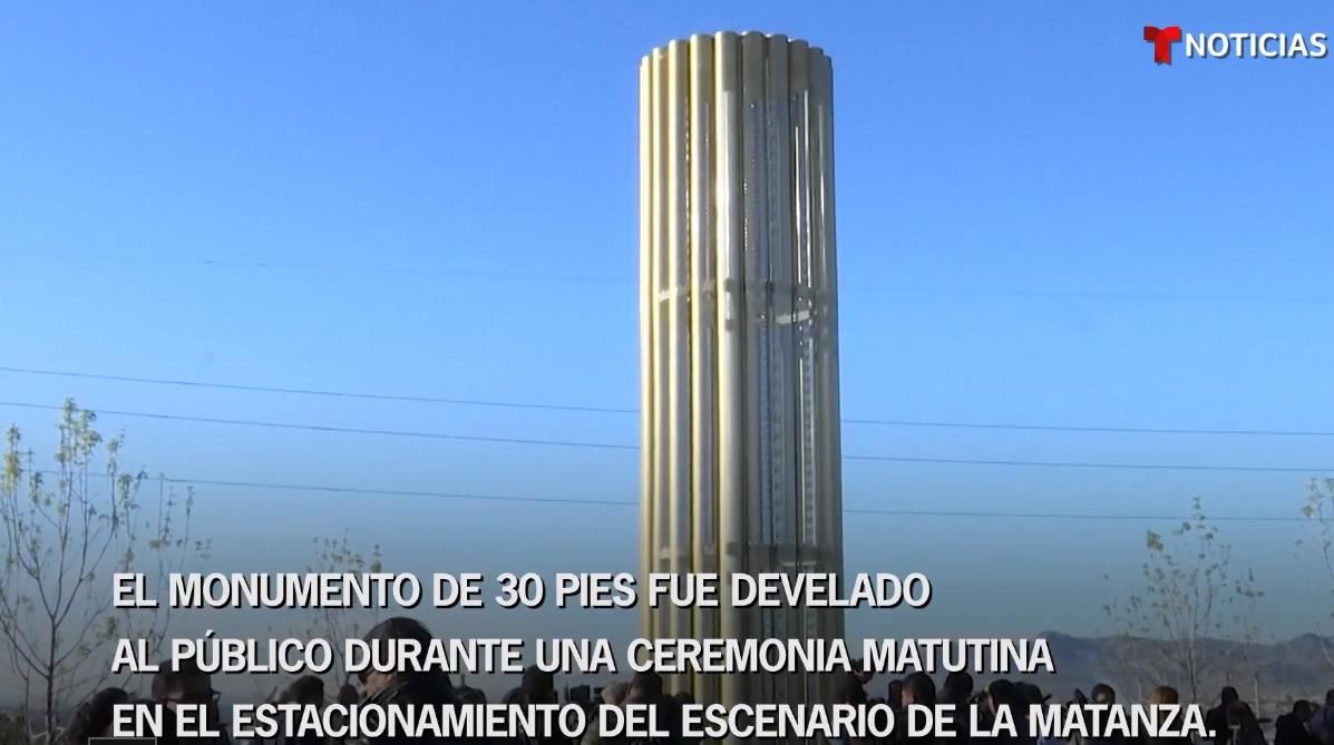 """""""Grand Candela"""" est'a dedicado a las víctimas de la masacre en El Paso."""