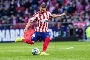 Héctor Herrera, atrapado en un mar de competencia en el medio campo del Atlético de Madrid
