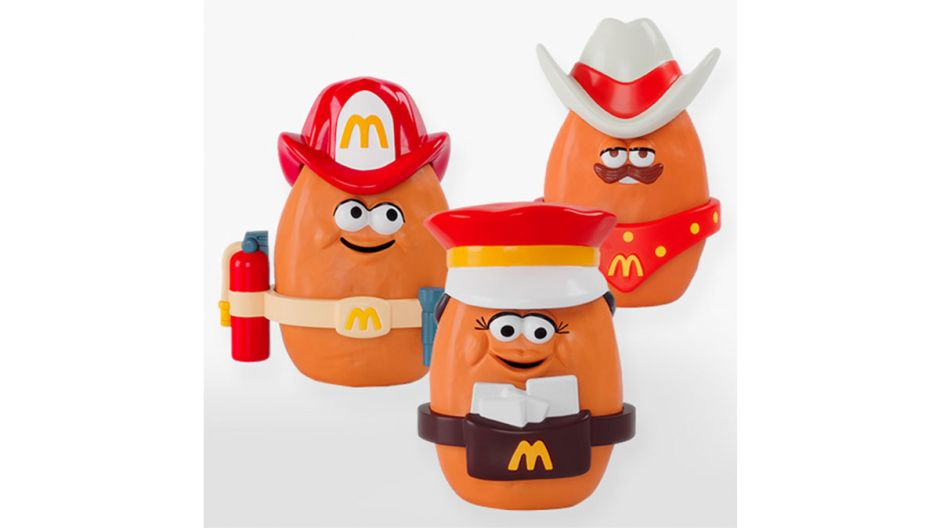 La Happy Meal de McDonald's cumple 40 años y relanzará juguetes retro para celebrar
