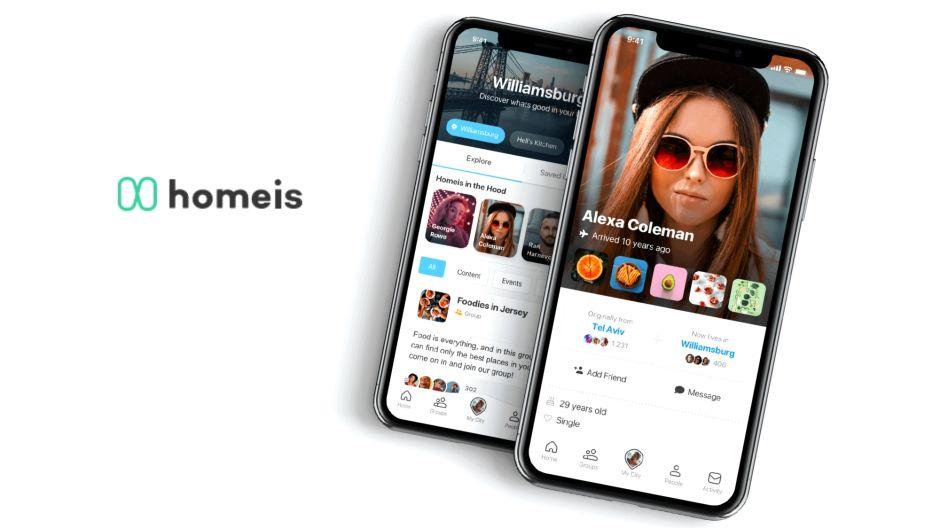 Homeis, una plataforma digital para integrar a los paisanos