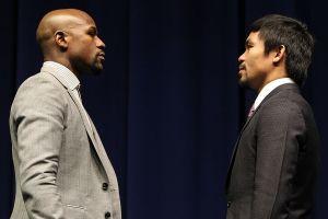 """Manny Pacquiao y el hombre más rico de China retan a Mayweather: """"¿Con cual quieres pelear?"""""""