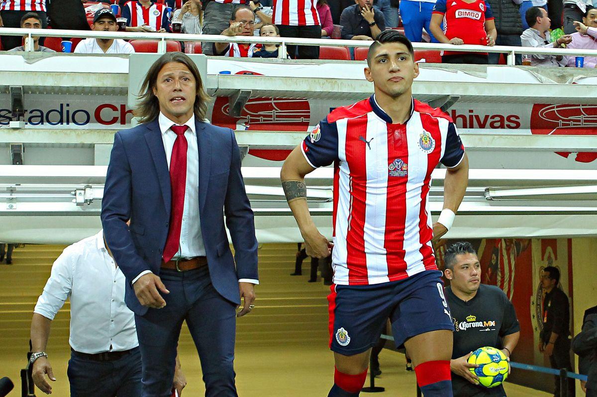 Alan Pulido sí iría a la MLS pero le fallaría a Almeyda