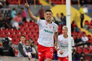 Mauro Quiroga, goleador de la Liga MX, estaría dispuesto a renunciar a Argentina para jugar con el Tri