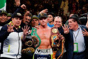 """""""Canelo"""" Álvarez quiere volver al ring en septiembre, incluso si tiene que pelear sin público"""
