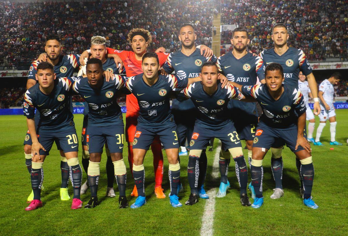Monterrey remonta y vence al América en Houston