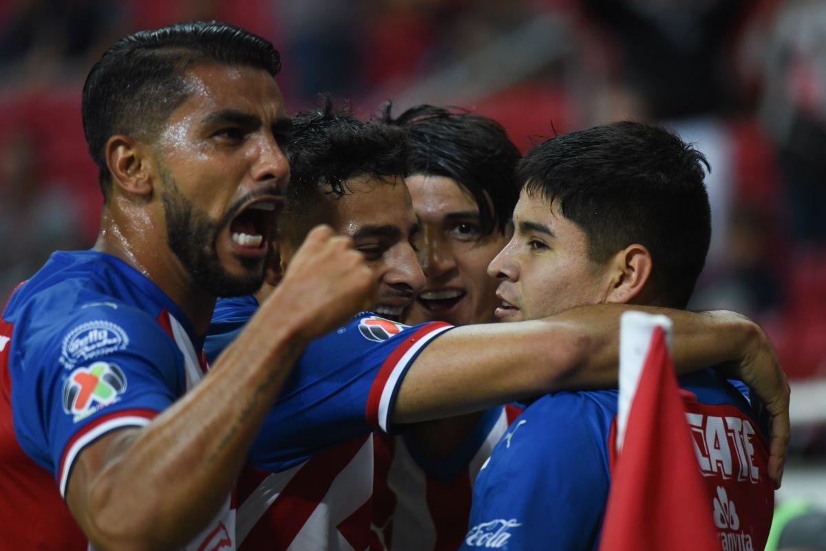 Chivas aún tiene posibilidades de clasificar a la Liguilla.