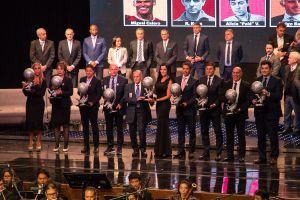 México reconoce a las leyendas: estos son los investidos al Salón de la Fama del Futbol