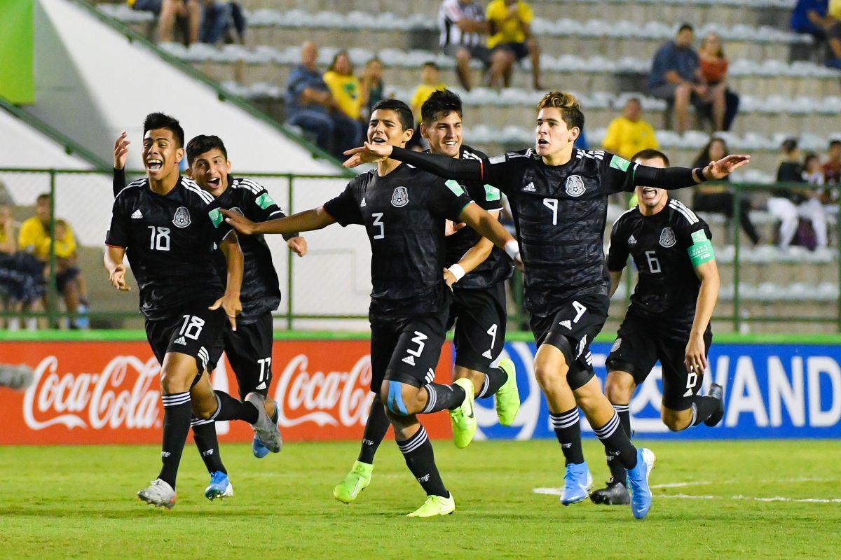 Tri heróico: México Sub-17 sabe cómo ganar las semifinales de un Mundial
