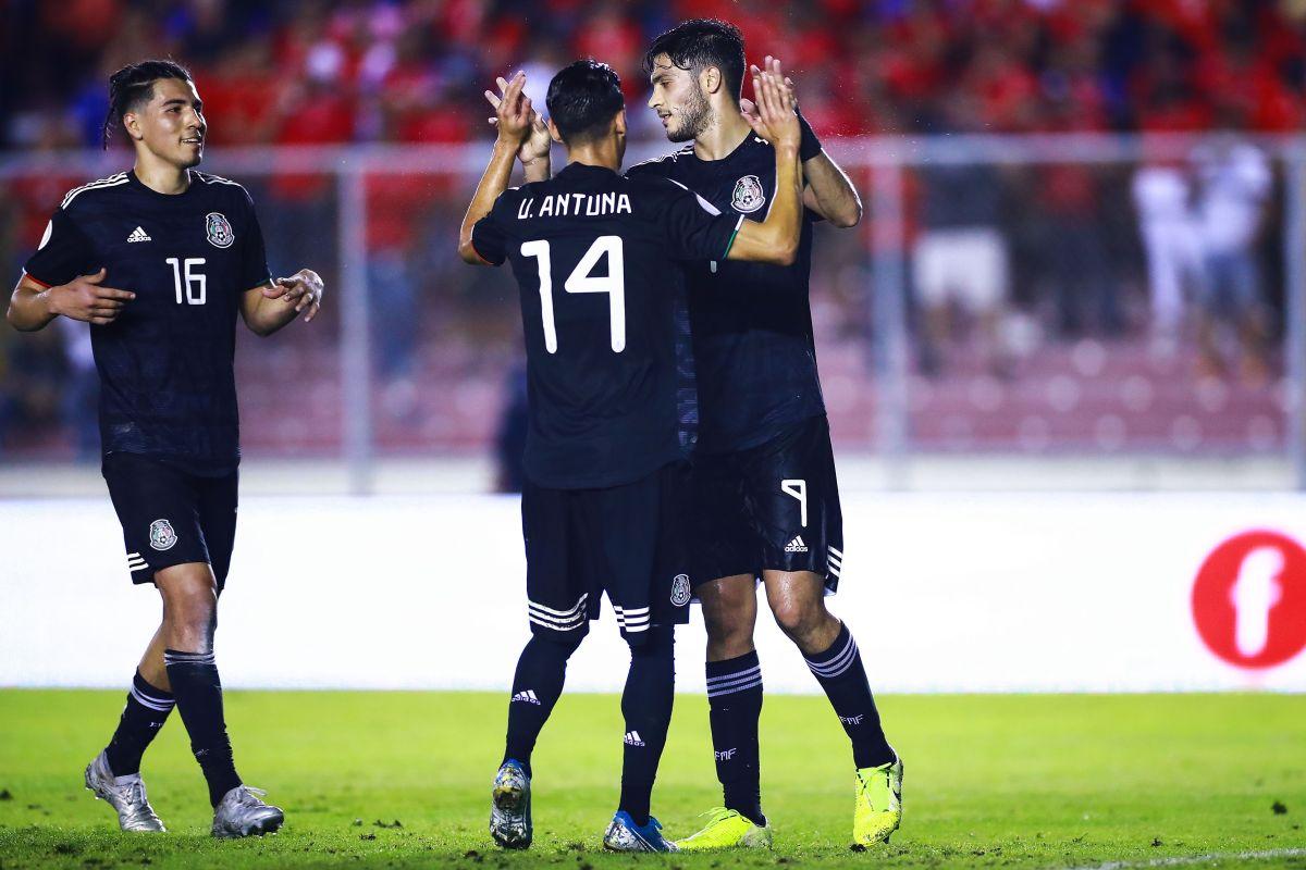 México quiere cerrar con paso perfecto en la Liga de Naciones de CONCACAF