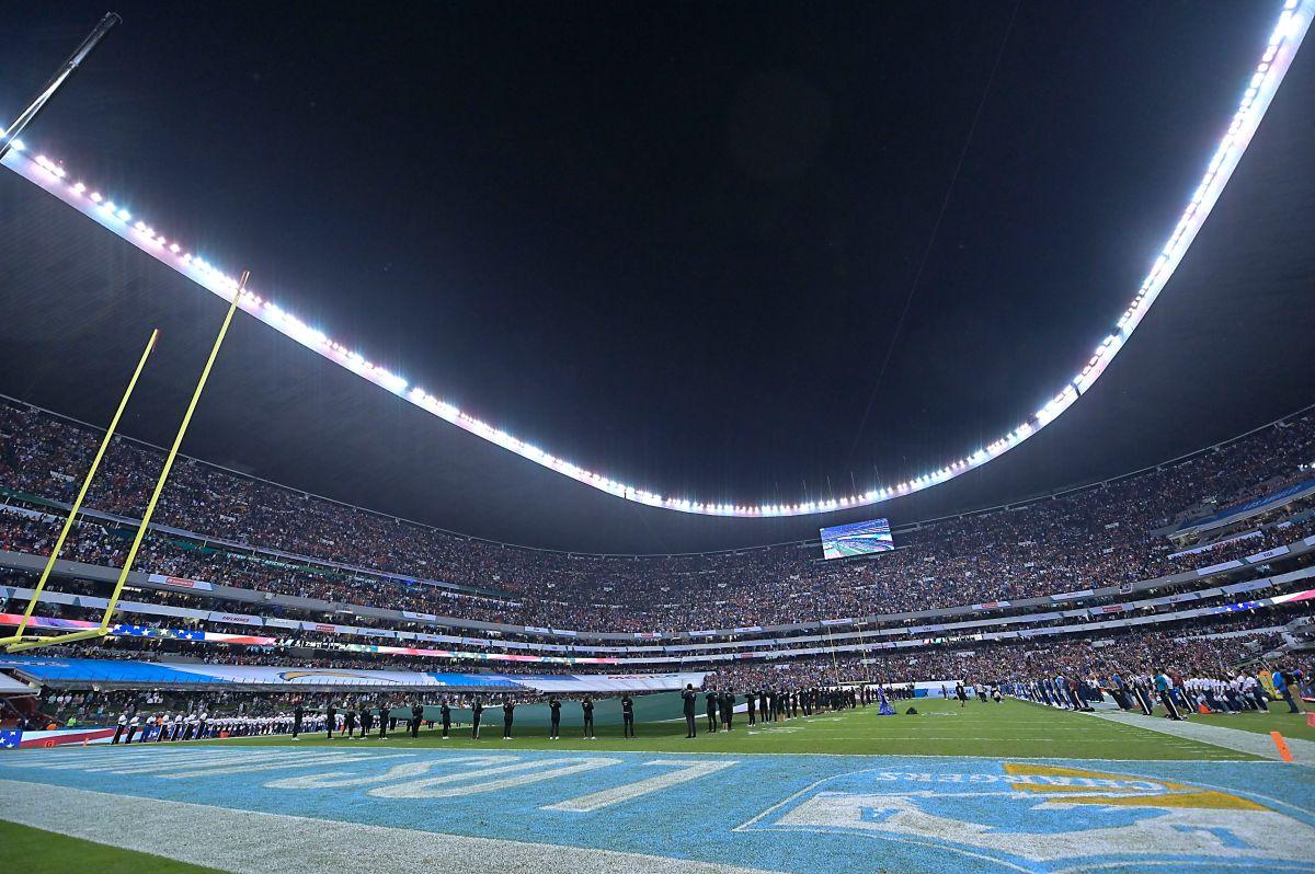 ¿Y la Liguilla? El césped de Azteca quedaría hecho un desastre tras el juego de la NFL