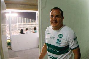 Cuauhtémoc Blanco manda su apoyo al Zacatepec en la final del Ascenso MX