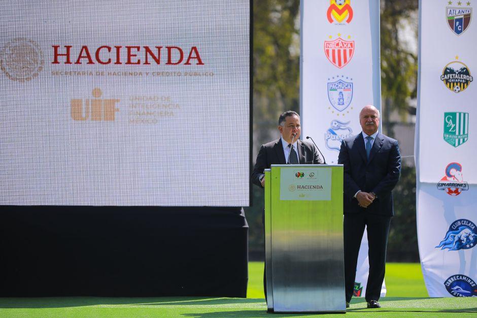 ¡Ni pasa! Hacienda vigilará a equipos de la Liga MX para evitar lavado de dinero