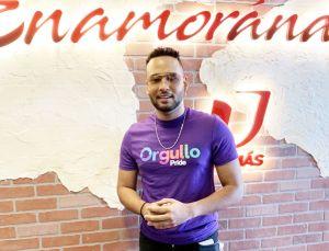 Vittini el participante de 'Enamorándonos' que busca una pareja gay, asume que es el 'diablo' del grupo