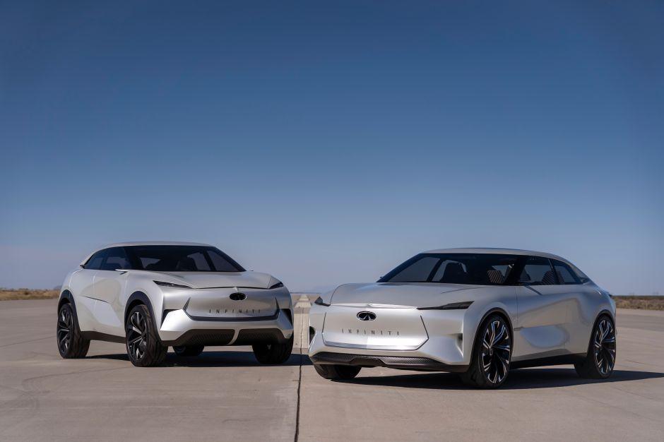 Infiniti venderá vehículos eléctricos que consumen gasolina