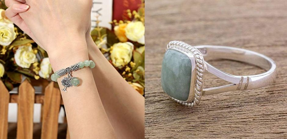 4 accesorios con piedras de jade para purificar tus energías