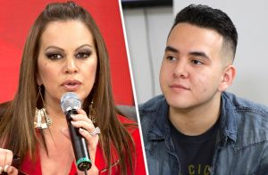 Johnny López recuerda golpiza que su mamá Jenni Rivera le dio semanas antes de morir