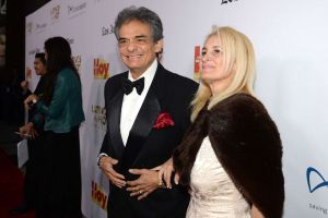 Sara Salazar y José José se casaron hace 25 años, y Sara Sosa lo recordó con emotivas imágenes