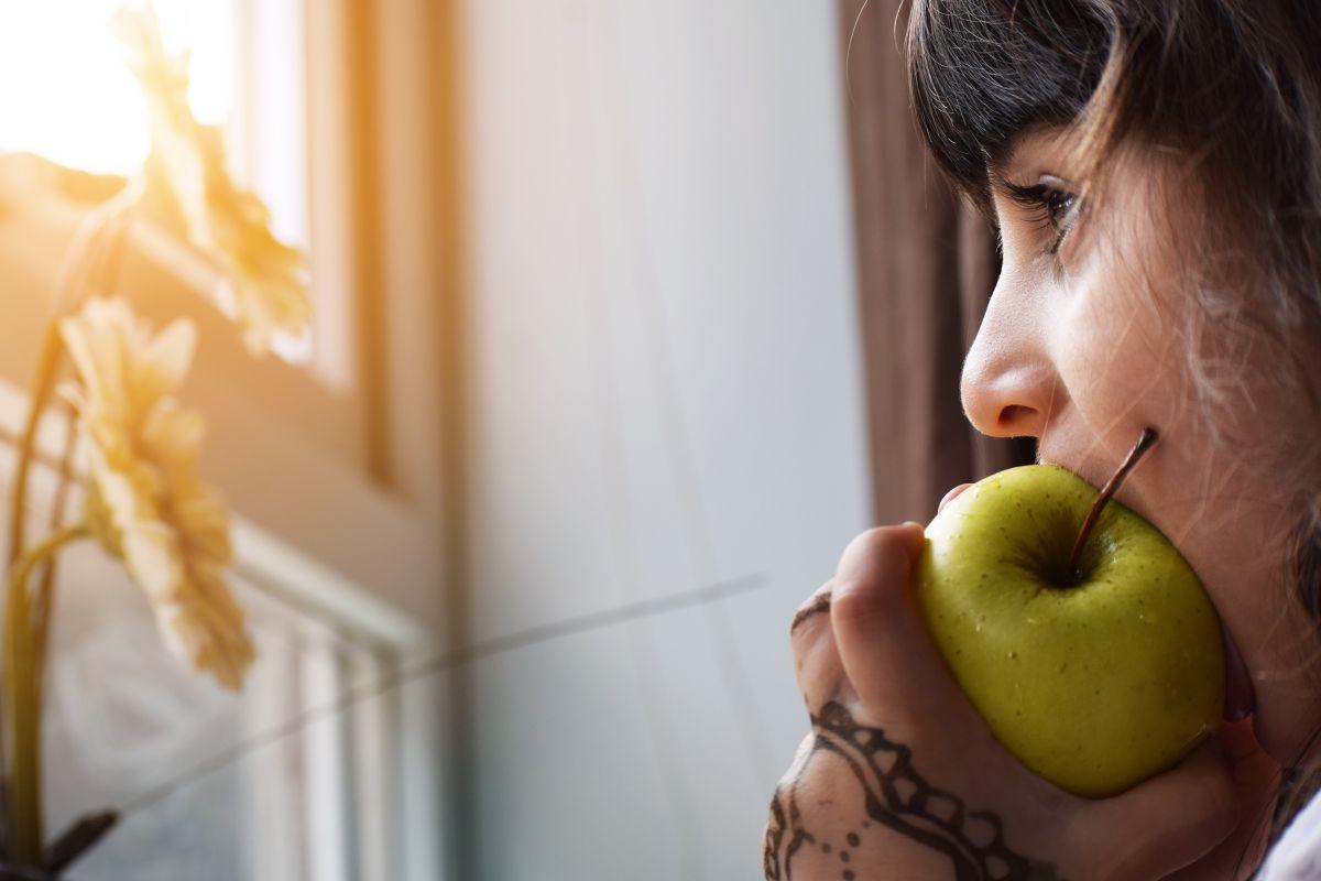 La manzana es una fruta muy completa.