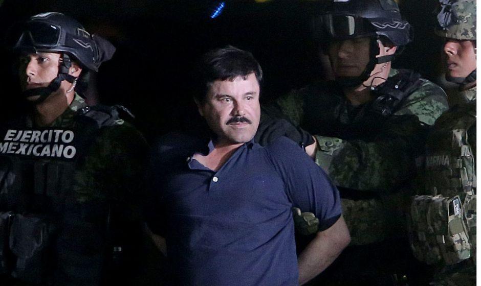 """Así es la """"estructura"""" del cártel de Sinaloa, según Estados Unidos"""