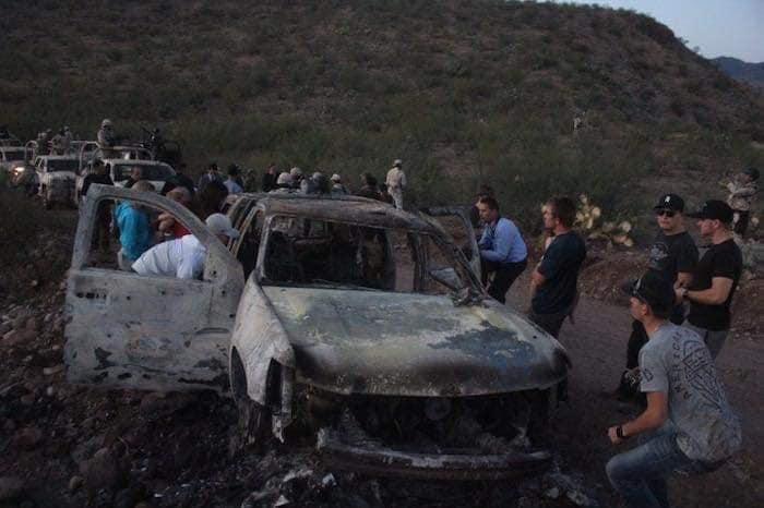 Tras masacre a familia LeBaron, EEUU incrementa alerta de viaje, compara estados con Siria o Irán