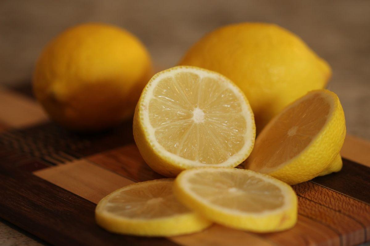 Dulce bajo en calorías: mousse de limón light casero