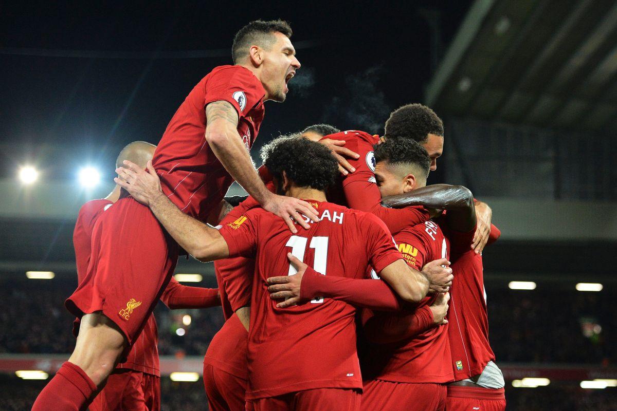 El mejor equipo del mundo: el Liverpool destruyó al Manchester City y es más líder que nunca en la Premier League