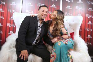 Chiquis Rivera, Lorenzo Méndez y su ex, Claudia Galván, liman asperezas en el cumpleaños de Victoria