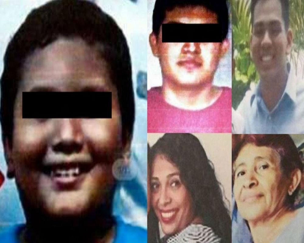 Los Virus, el cártel que mató a una familia completa, una abuelita y dos niños entre ellos