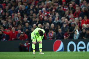 Debacle en Anfield: a un año de la peor derrota en la historia del Barcelona, los culés siguen llorando