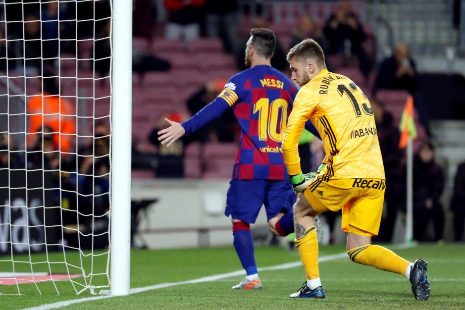 ¡Qué golazos de Messi! El Barcelona venció al Celta y mantuvo el liderato en La Liga