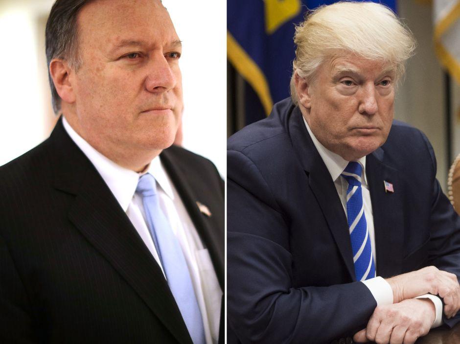 Los documentos filtrados que le complican el escenario a Trump ante un posible juicio político
