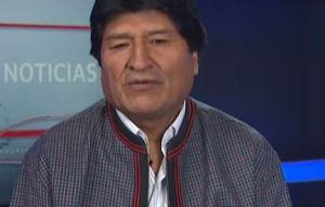 """Evo Morales dice que es """"otra mentira más"""" acusación de que protegió a hijo de Joaquín """"El Chapo"""" Guzmán"""