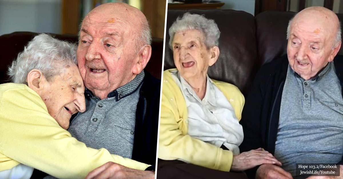 El amor de una madre de 98 años por su hijo conmueve al mundo y se hace viral