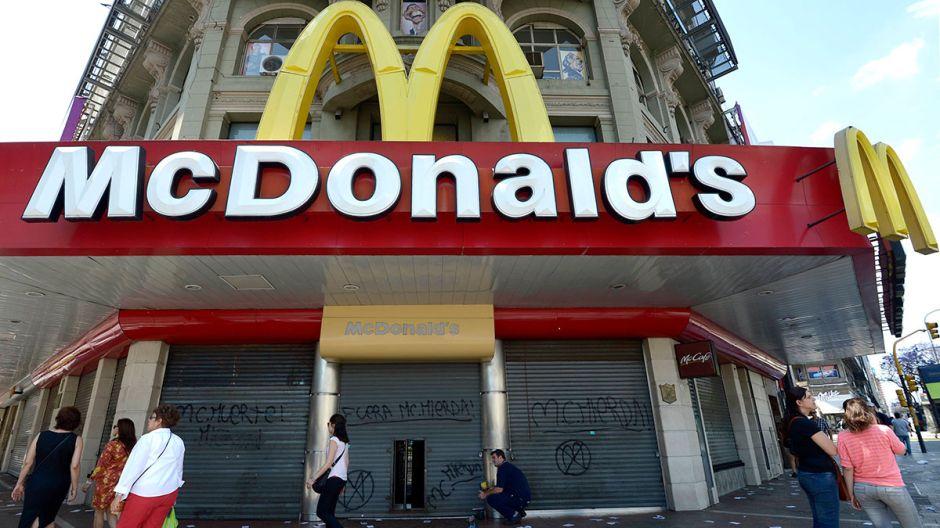 Las medidas que tomará McDonald's para reabrir sus restaurantes